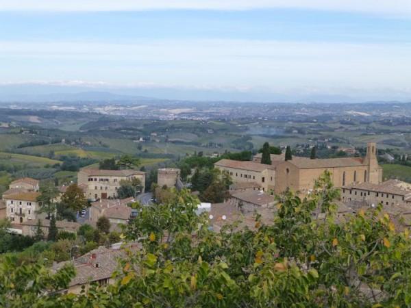 城塞からの景色