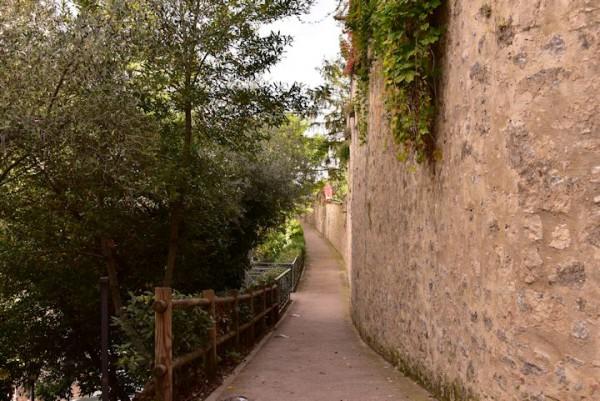 サンジミニャーノの城壁