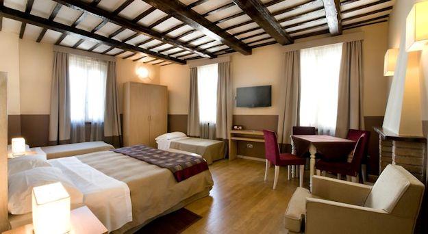 アッシジのホテル「Hotel-Alexander」の写真