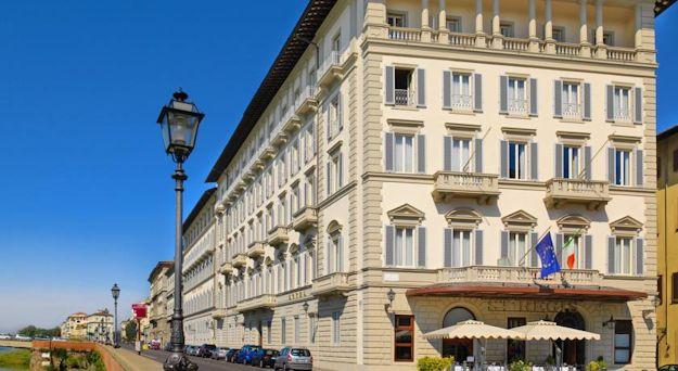 ホテル「St.-Regis-Florence」の写真