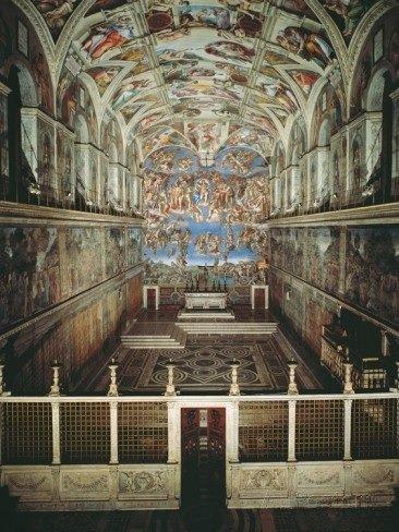 システィーナ礼拝堂の画像 p1_29