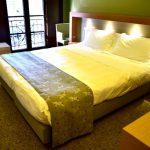 モダンなインテリアで快適ステイ♪ナポリのホテル「ウナホテル UNA Hotel」